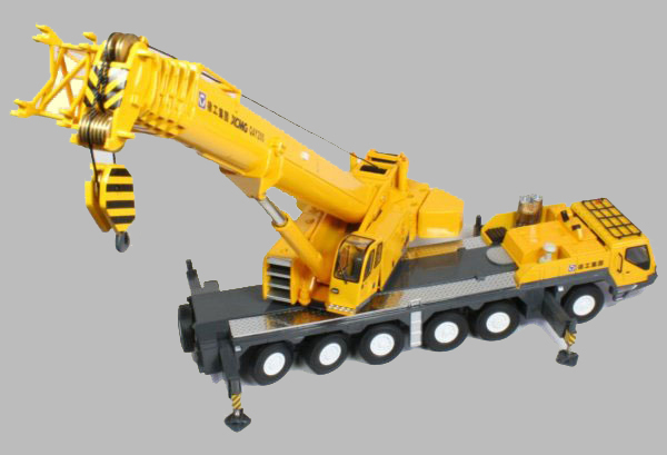 Hydraulic Mobile Crane - ACE